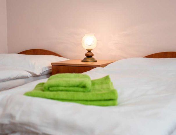 čistota komfort ubytování