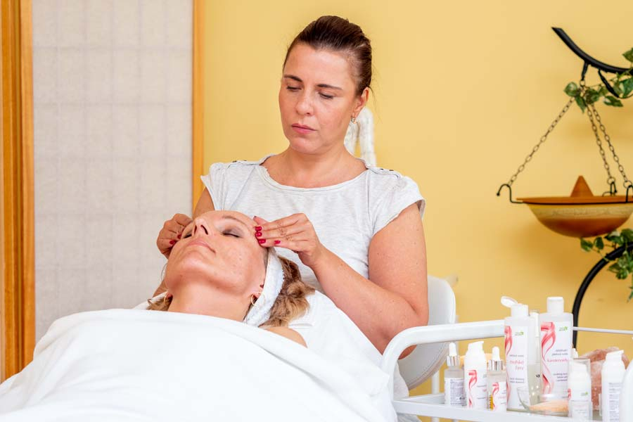 pronájmy relax kosmetika kosmetické služby