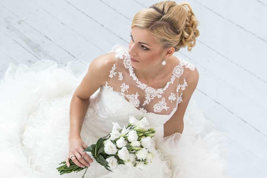 svatba nevěsta fotograf