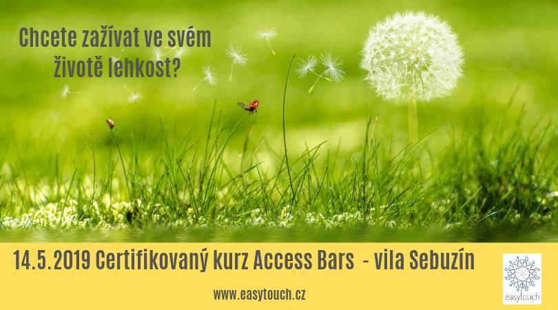 Certifikovaný kurz ACCESS BARS®